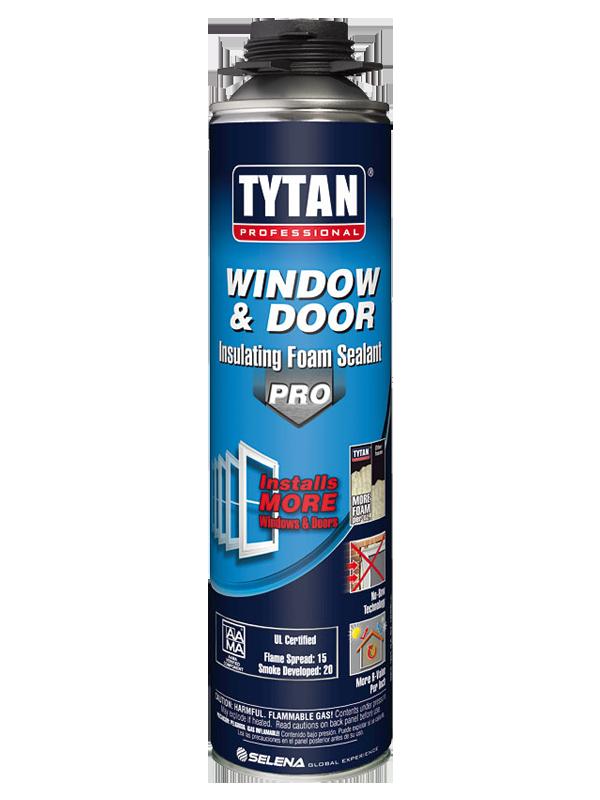 Tytan Window Door Foam Everkem
