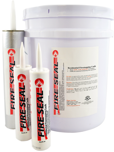 Flame Tech Firestopping Product Line By Everkem