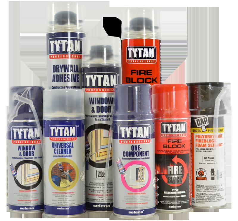 Tytan Foam Sealants Seal Tite With