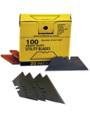 Heavy Duty Utility Knife Razor Blades