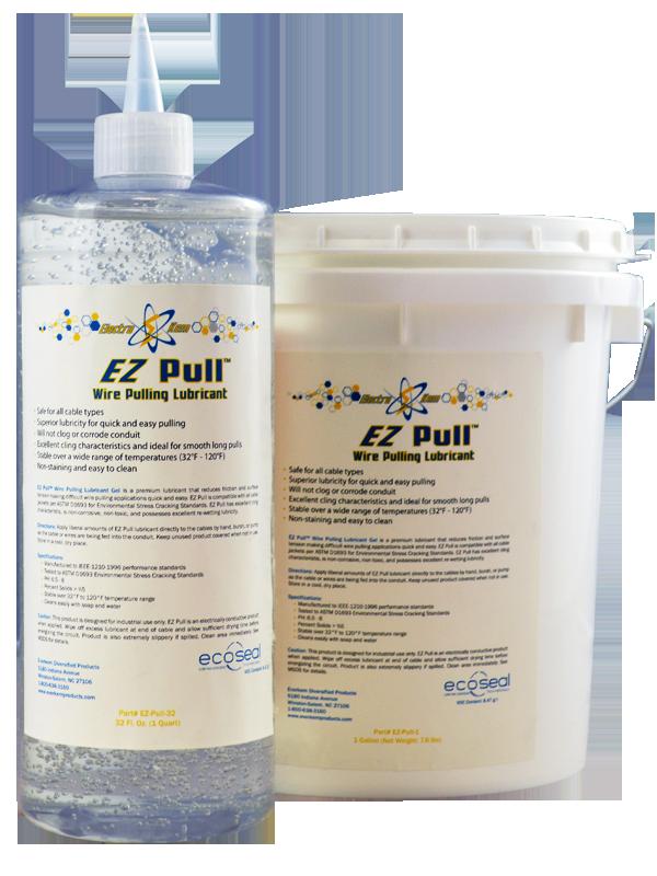 EZ Pull Wire Pulling Lubricant Gel - Everkem