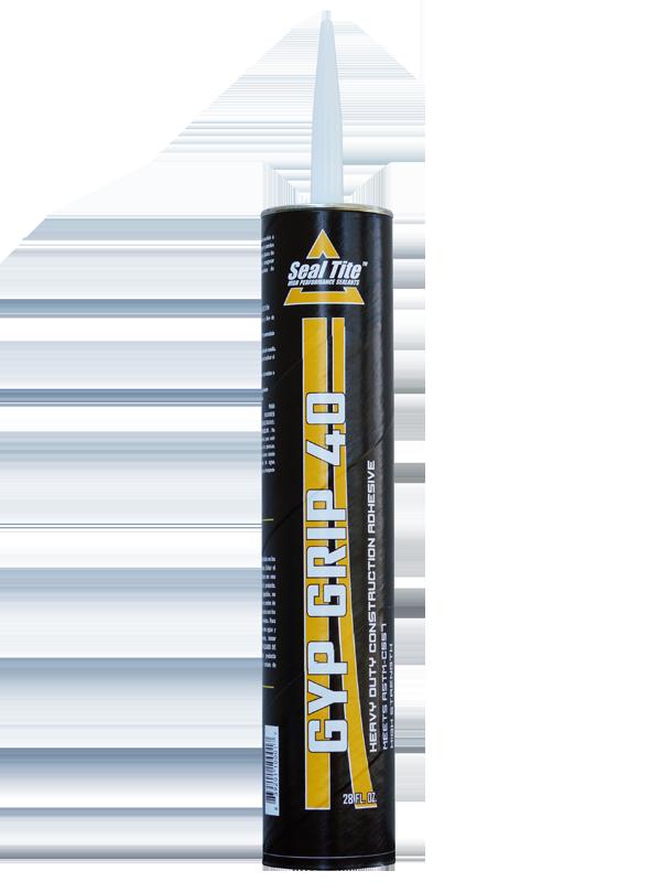 Heavy Duty Glass Glue : Seal tite gyp grip heavy duty drywall adhesive everkem