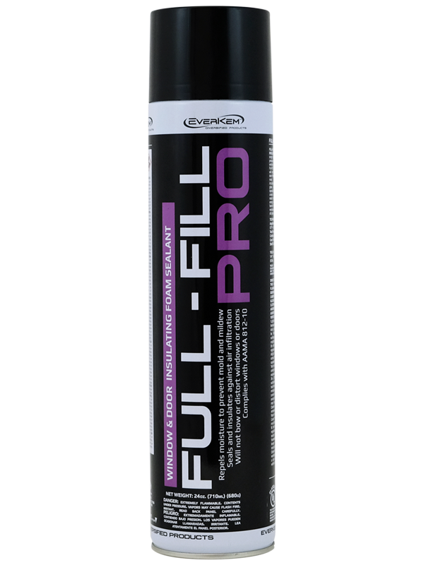 Full Fill Pro Window And Door Insulating Foam Sealant